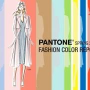 Pantone printemps 2016